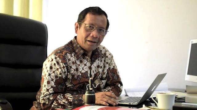 Prof Mahfud MD: Tindakan Banser Melanggar Hukum