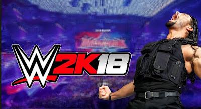 WWE2K18 For Android ( APK+DATA+ISO ) Free Download PPSSPP
