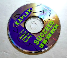 Adorable angel from an old CD