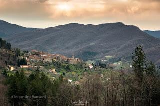 San Quirico, Valleriana, Tuscany, Italy photo by Alessandro Sansoni