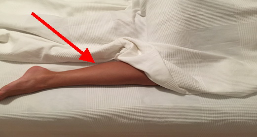 de ce este bine sa dormim cu un picior neacoperit