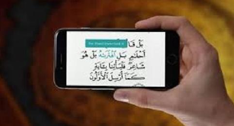 Hukum Membaca Al-Quran Melalui Smartphone, dan Adab dalam Membawa dan Menyimpannya