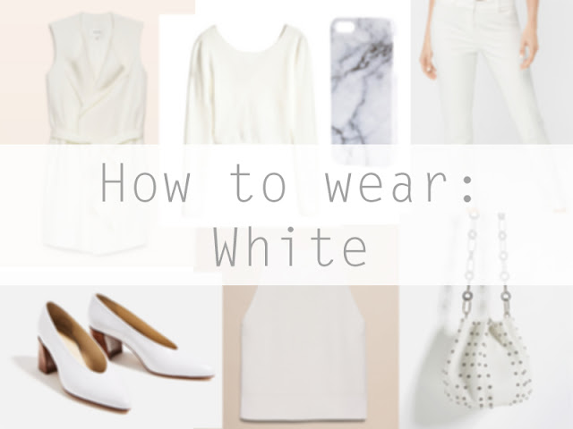 How to wear White after Labour Day Fashion