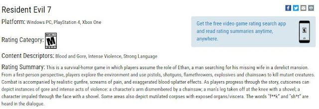 Se desvelan detalles de Resident Evil 7: armas, situaciones...