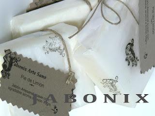 Jabonix en papel de seda