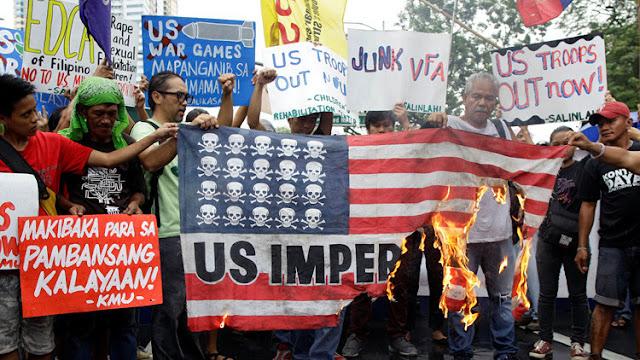 Duterte considera imponer visado a los estadounidenses