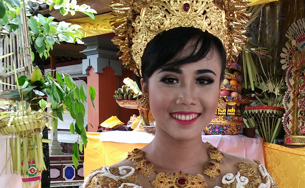 beauty of Balinese