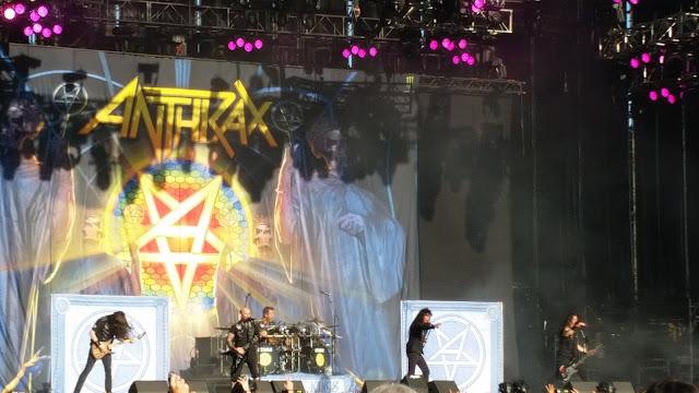 anthrax barcelona 2016