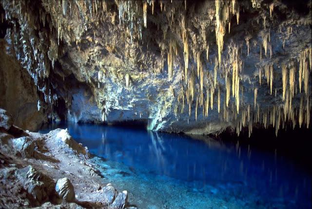 Gruta do Lago Azul – Bonito