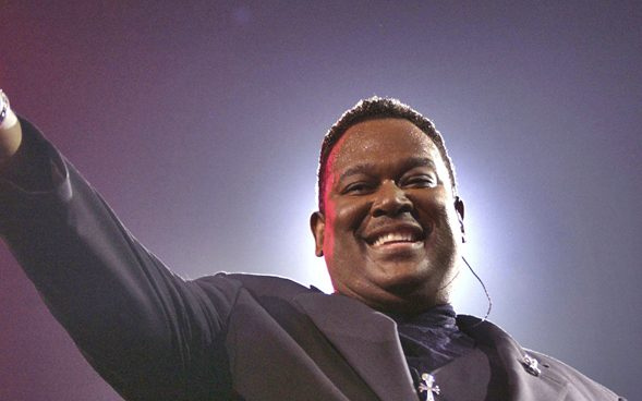 Lirik Lagu Luther Vandross - Dance With My Father