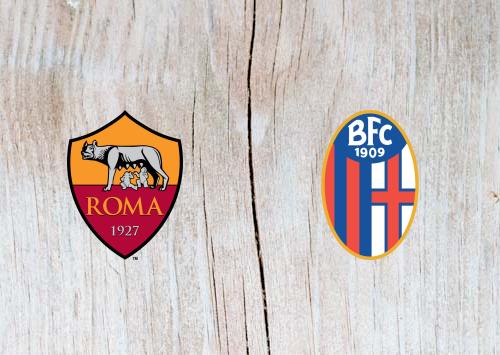 Roma vs Bologna Full Match & Highlights 18 February 2019