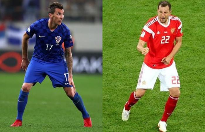 Prediksi Rusia vs Kroasia - Perempat Final Piala Dunia 2018