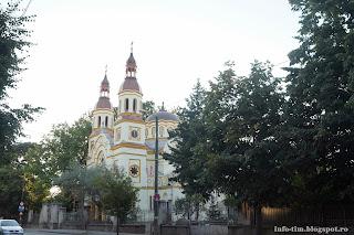 Biserica Ortodoxă din Prinţul Turcesc - renovata iulie 2016
