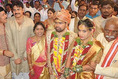 Bandaru Vijaya Laxmi-wedding