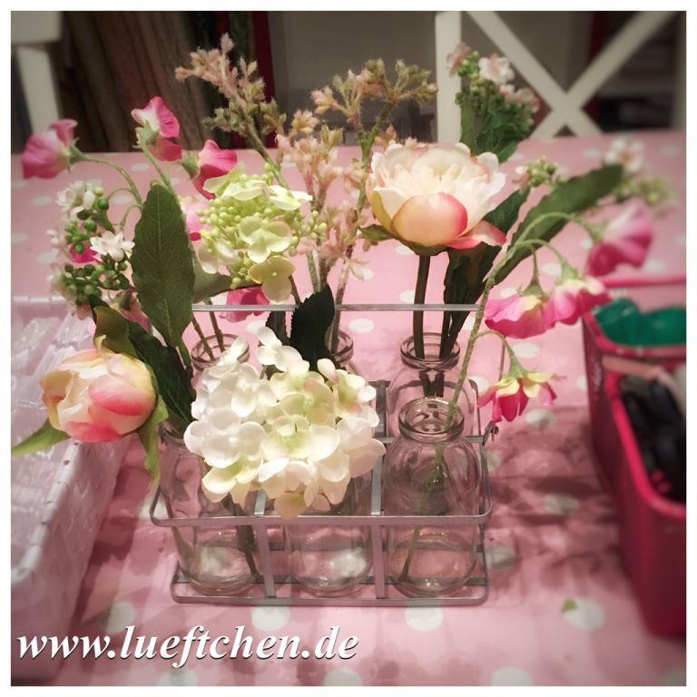 Lüftchen Basteln Mit Papier Und Stempeln Neue Blütendeko