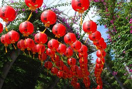 Chinese New Year - Red Lanterns