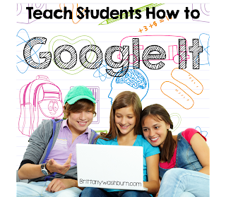 "Every school year I start my 4th and 5th grade classes with a unit about online research. I know there are some great ""kid-friendly"" search engines out there, and we do discuss them, but I think all students should know how to successfully use google."
