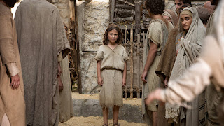 the young messiah, jesus movie, Christmas movie