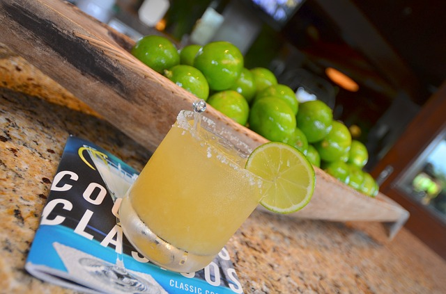 Classic Margarita, the perfect drink for summertime fun