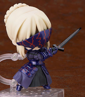 "Figuras: Imágenes y detalles del Nendoroid Saber Alter: Super Movable Edition de ""Fate/Stay Night"" - Good Smile Company"
