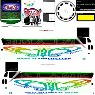 Download Livery Bus Slankers