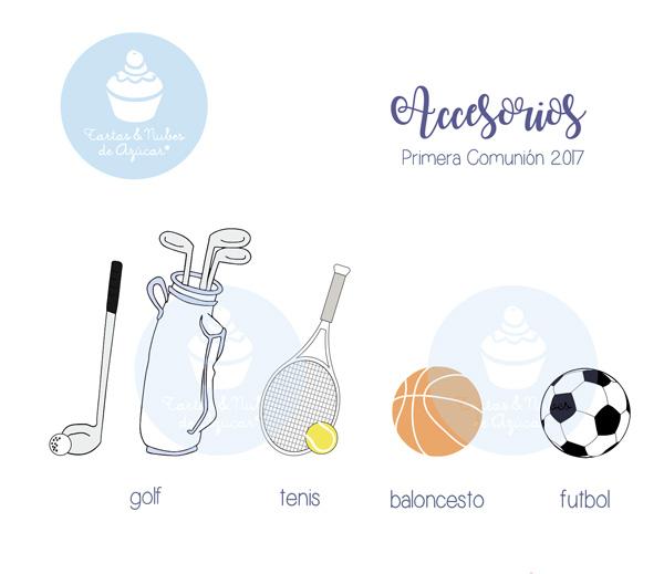 Accesorios para Recordatorios Personalizados Primera Comunión para niños 2017