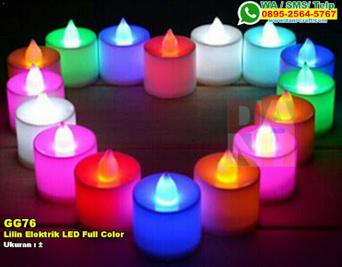 Lilin Elektrik LED Full Color