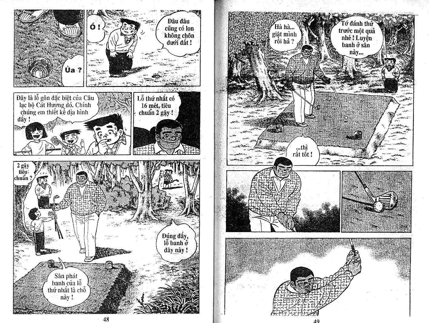 Ashita Tenki ni Naare chapter 21 trang 23