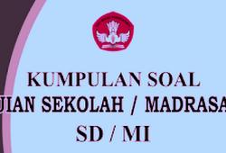 Download Pdf Soal Dan Kunci Jawaban Latihan Usbn Us Uasbn Sd Mi Tahun 2019 Kumpulan Soal Sbmptn Latihan Download Pdf Tips Trik