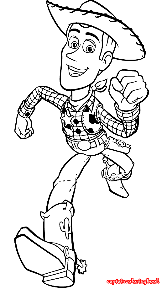 Best Disney Toy Story Coloring