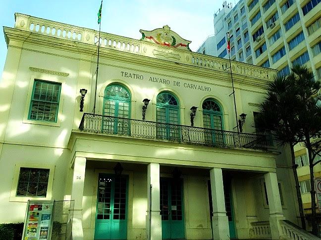 Teatro Álvaro de Carvalho, Florianópolis