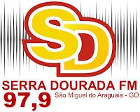 Rede Serra Dourada FM de São Miguel do Araguaia GO ao vivo, ouça a melhor rádio do Estado de Goiás