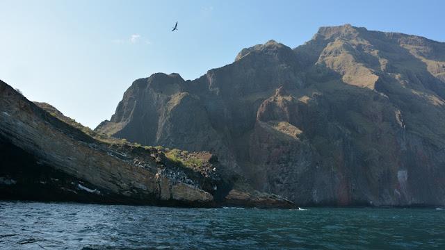 Punta Vicente Roca views