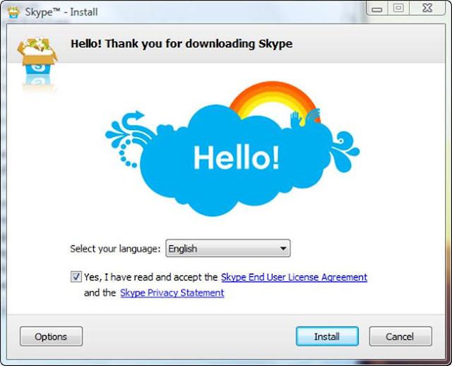 تحميل برنامج سكايب 2018 Skype مجانا