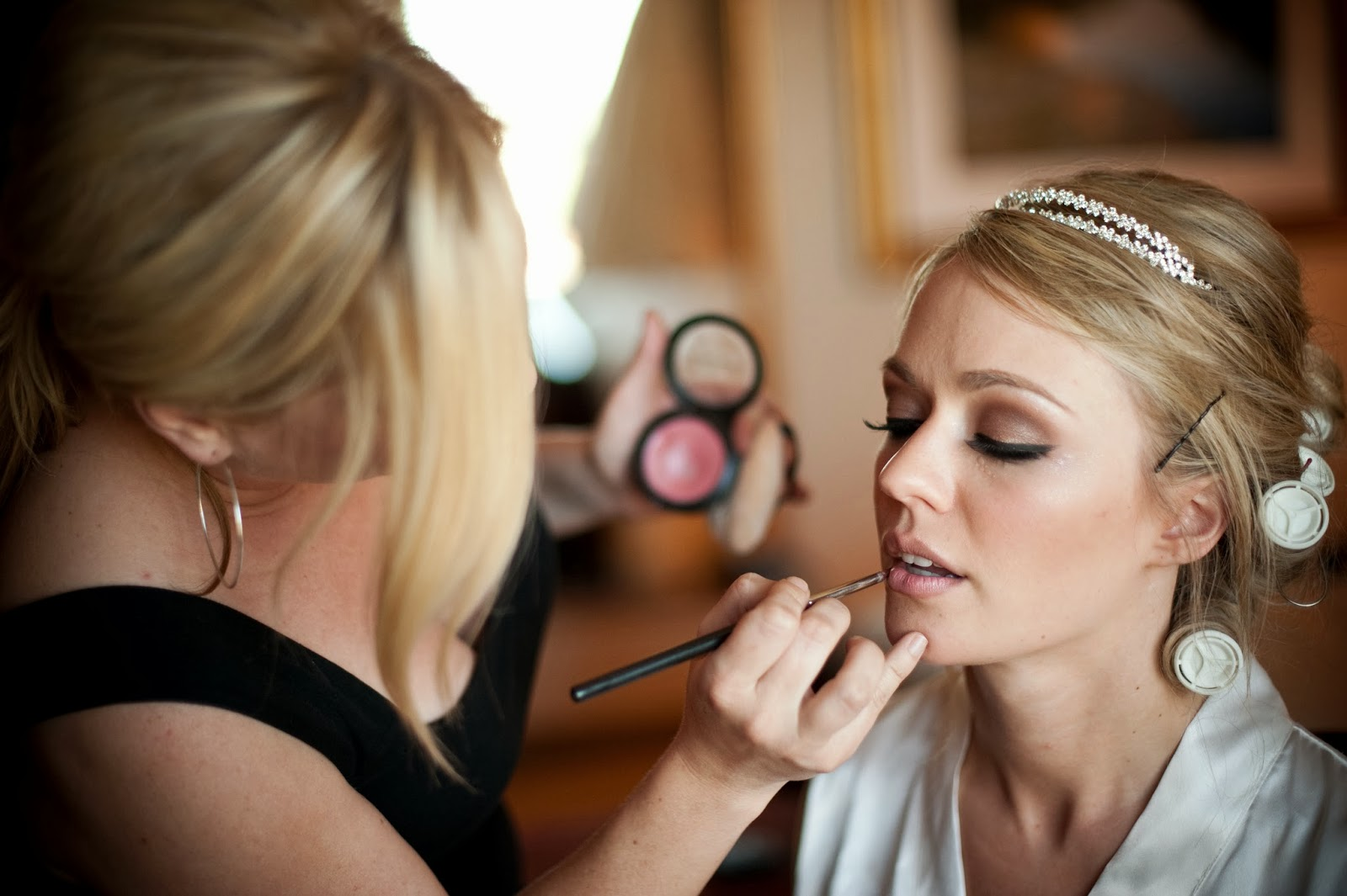 the citizen hotel | bridal makeup | sacramento ca wedding