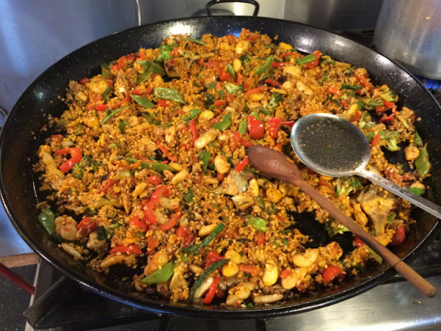 London Paella School in Battersea