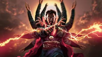 Doctor Strange, 4K, #211