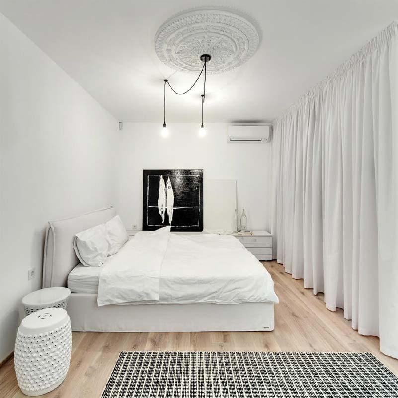 condizionatore in camera da letto