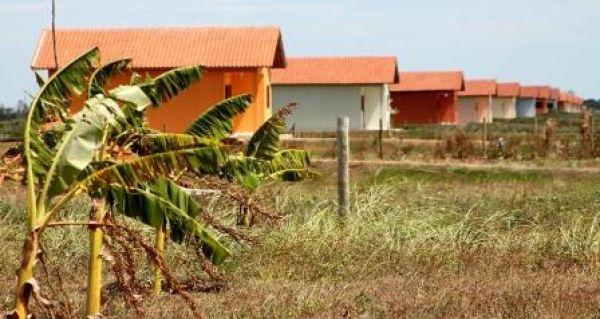 Representantes de assentamentos e crédito fundiário se reúnem no Sindicato Rural de Elesbão Veloso nesta quinta(05)