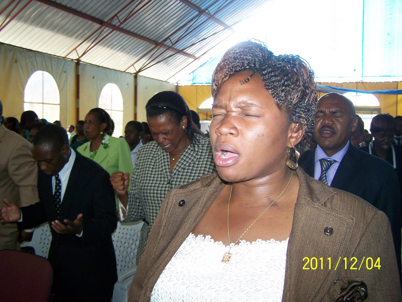Youth Alive For Jesus Holy Spirit Encounter Winners Chapel Arusha