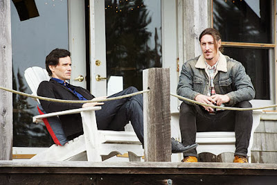 "Christian Camargo and Eric Balfour - Haven - Season 4 - ""Bad Blood"""