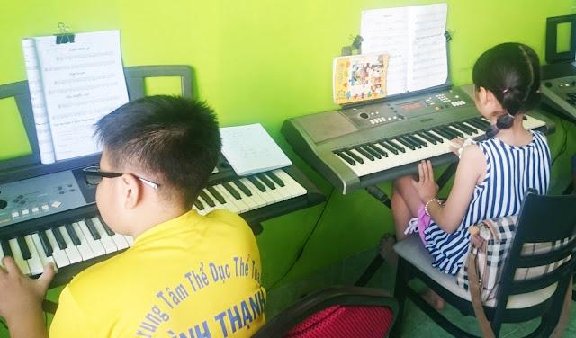 Lớp học âm nhạc tại quận 12 tp HCM