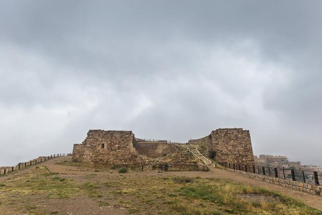 Castillo de Al-Karak, Jordania