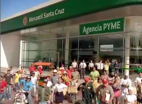 El Banco Mercantil Santa Cruz tiene 63% de la cartera de vivienda social - Bolivia informa