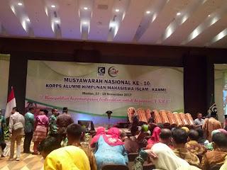'Akom' Harapan Baru Majelis Nasional KAHMI