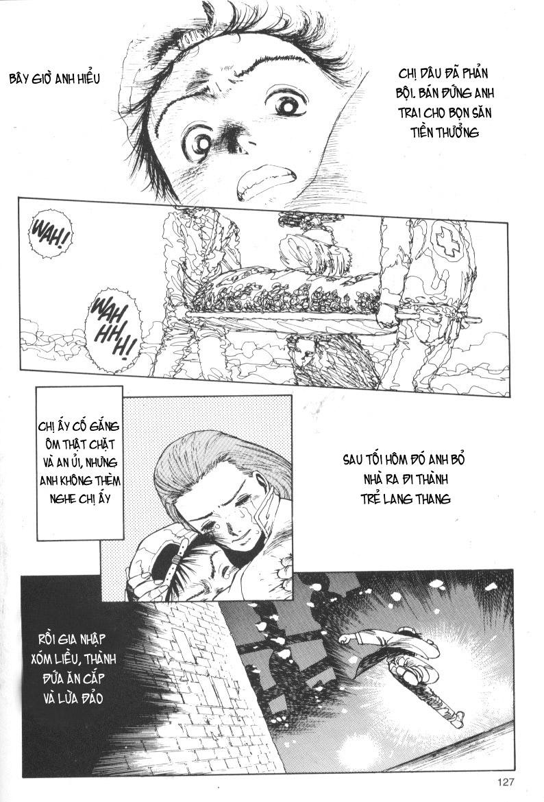 Battle Angel Alita chapter 10 trang 35
