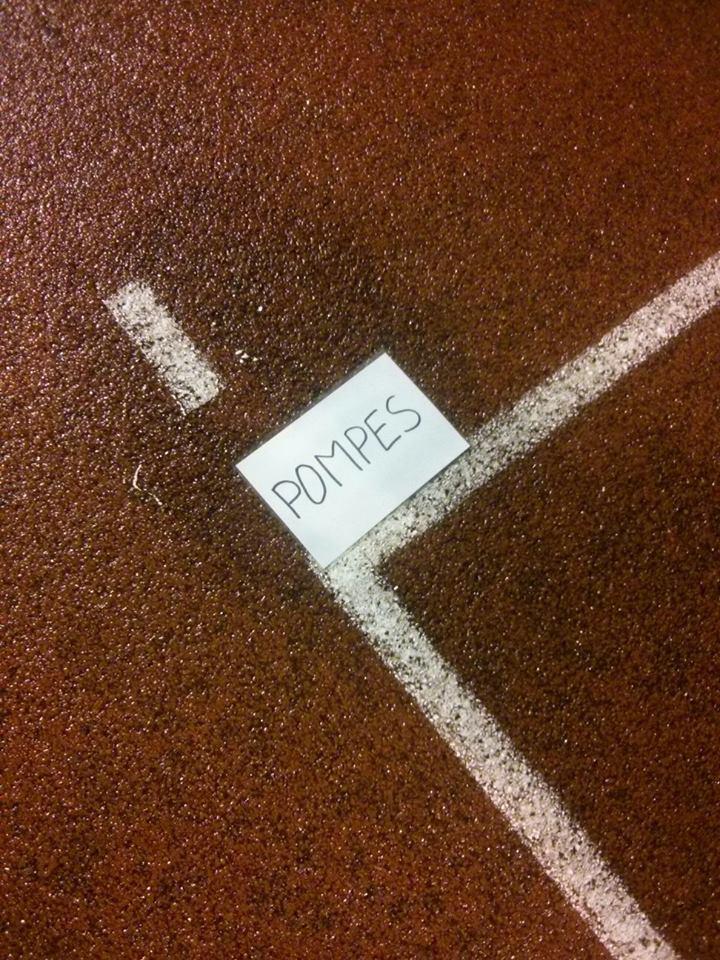 Gr gory capra hiver sur le bootcamp sp cial foot australien - Stade leo lagrange porte de charenton ...