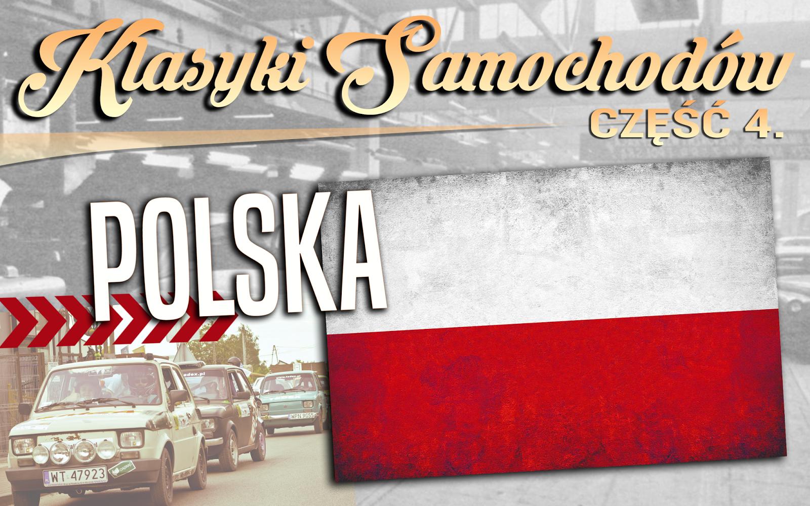 Legendy polskiej motoryzacji