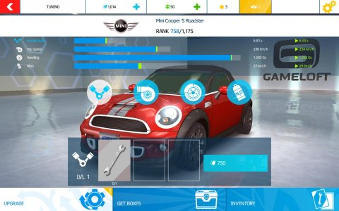 Asphalt Nitro mod full version apk
