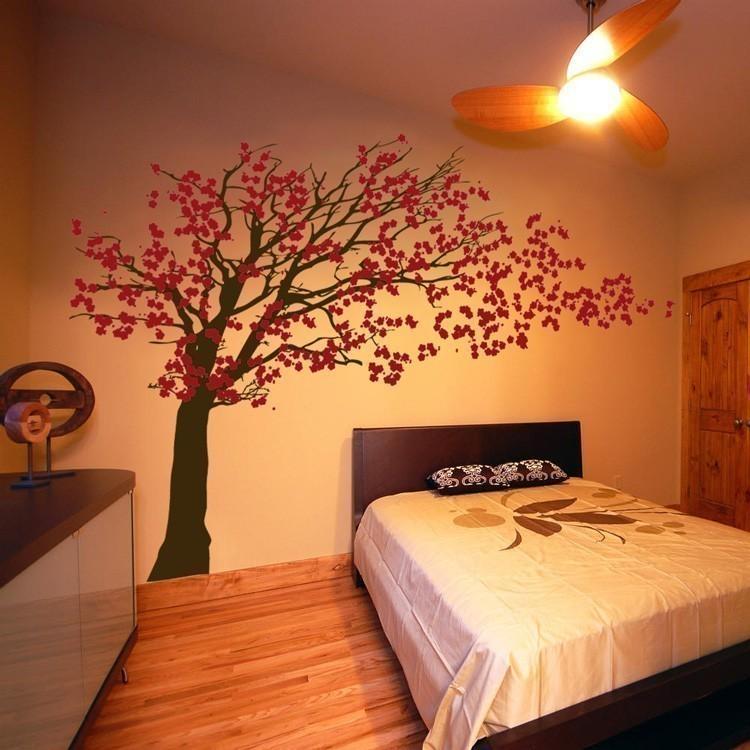 decoracao moderna Adesivos de parede para fácil idéias de design de interiores